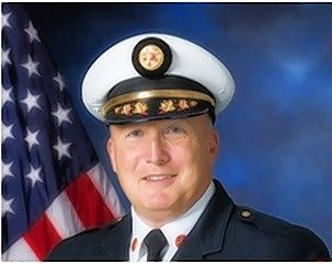 William Gabrenya has been appointed as fire chief of the Bartlett Fire Protection District. May 2019.