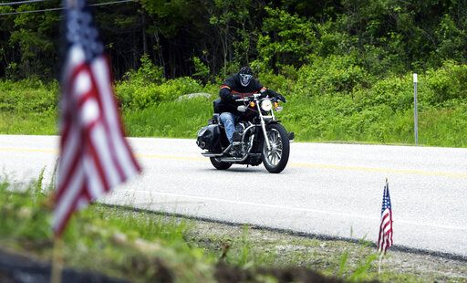 We all feel it': Bikers mourn 7 of their own killed on road