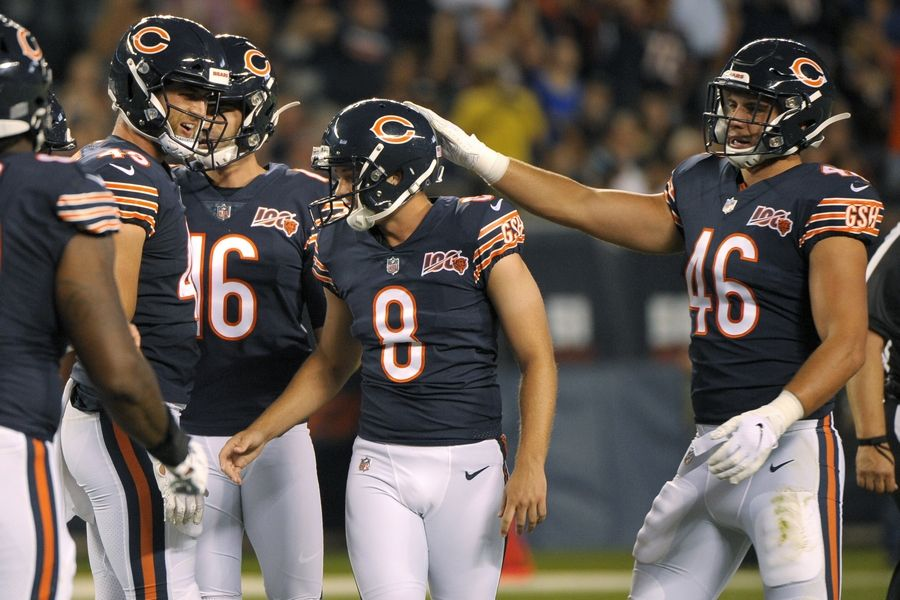 Who impressed and who didn't in the Bears preseason loss to the Panthers