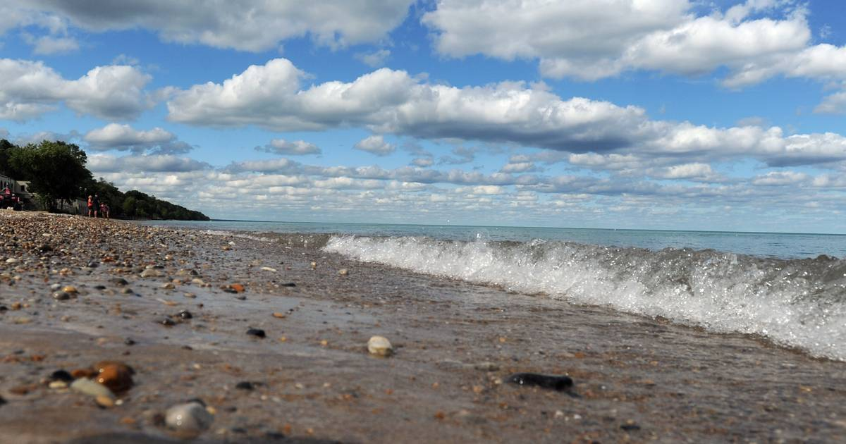 Lake Michigan a boon in climate change era, but faces some risks - Chicago Daily Herald