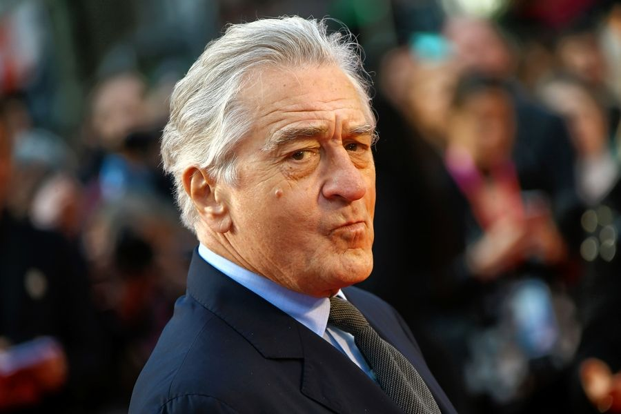 "Actor Robert De Niro has the lead role in ""The Irishman,"" the motion picture available on Netflix."