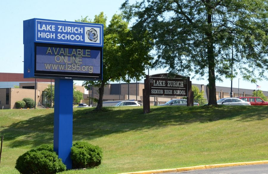 Lake County health authorities said Tuesday that 36 Lake Zurich High School students have tested positive for COVID-19 since the school suspended its summer sports camps last week.