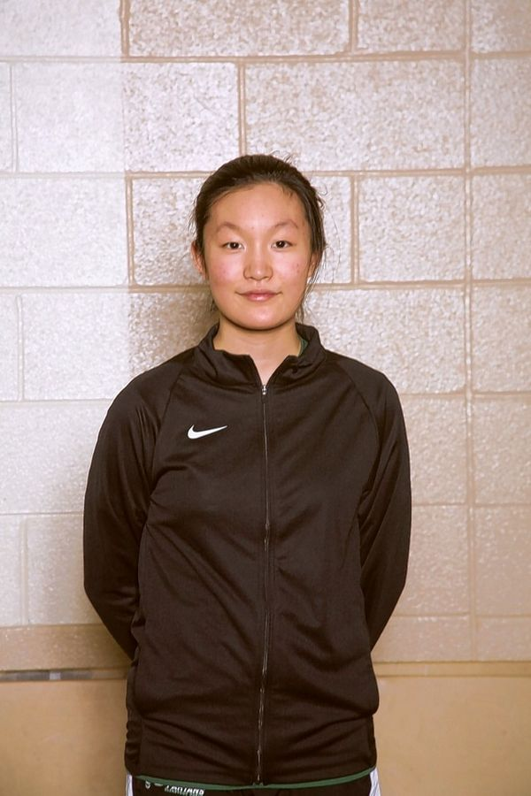 Titans sophomore Jade Huang won badminton titles at the conference and sectional levels, and finished among the top eight players at last weekend's state final.